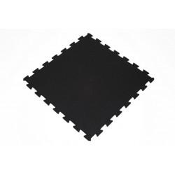 rubber puzzel tegel 100x100 cm