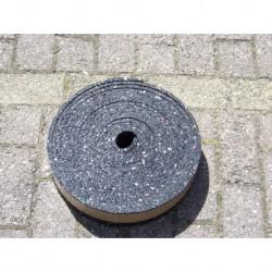 granulaat rubber strook 60 mm x 8 mm