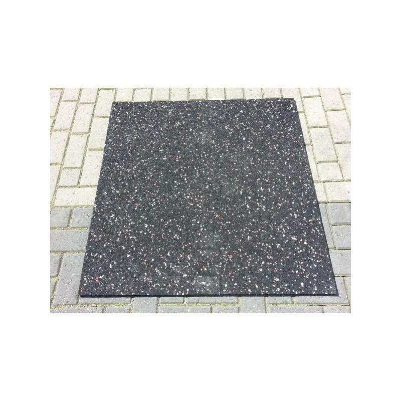 Granulaat Rubber Rol.Polyrubber 2 Cm 350